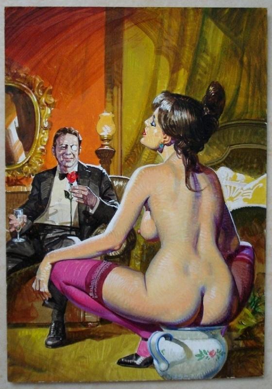 Alessandro Biffignandi nudity