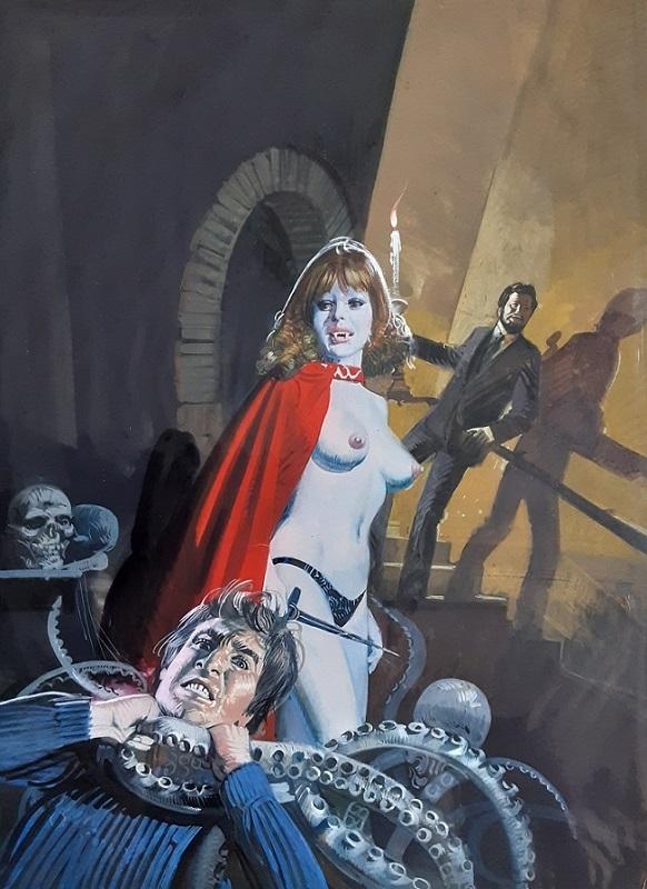 Alessandro Biffignandi sex and horror