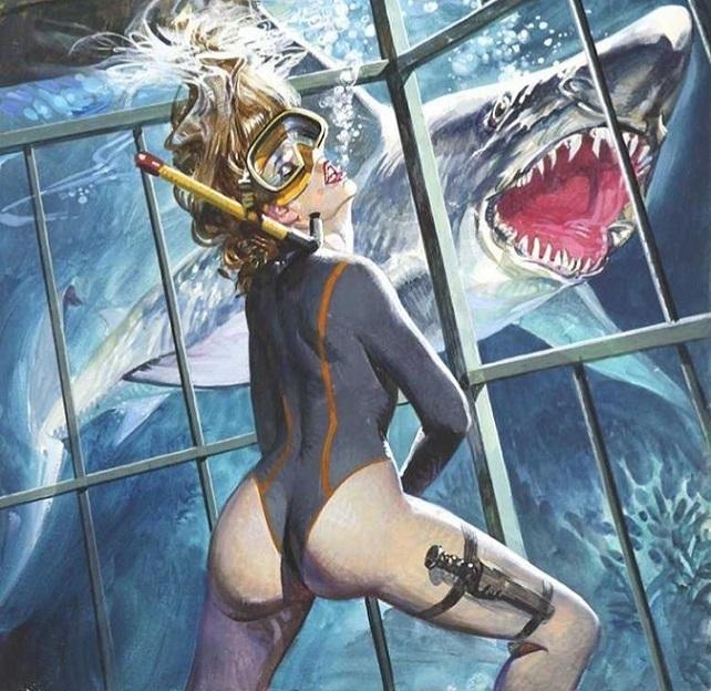 Alessandro Biffignandi shark