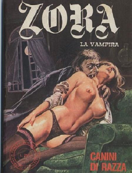 Alessandro Biffignandi Zora the Vampire