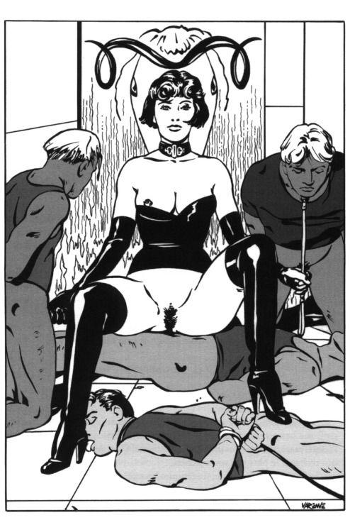 Alex Varenne mistress