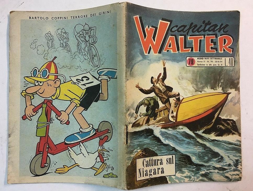 Allesandro Biffignandi captain Walter