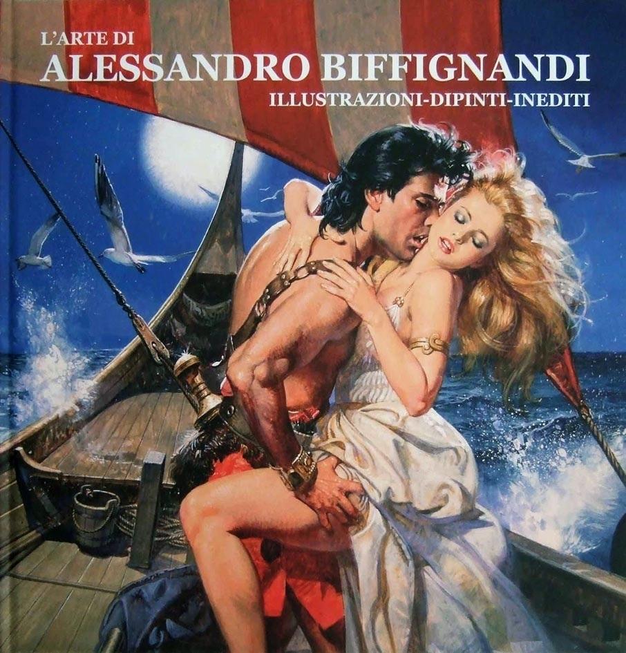 Allesandro Biffignandi erotic comic art