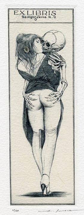 Alphonse Inoue artist