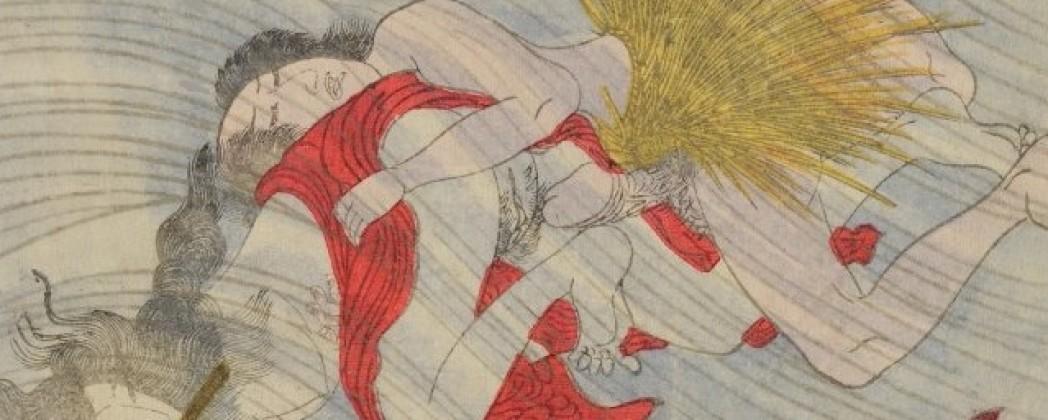 8 Sensational Ukiyo-e Images of Passionate Ama Divers
