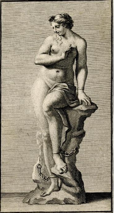 Andromeda. picart
