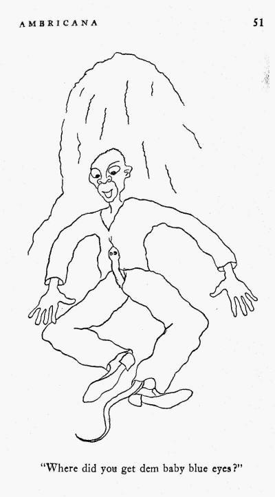 Anecdota Americana second volume illustration