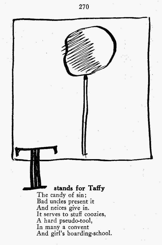 Anecdota Americana Taffy