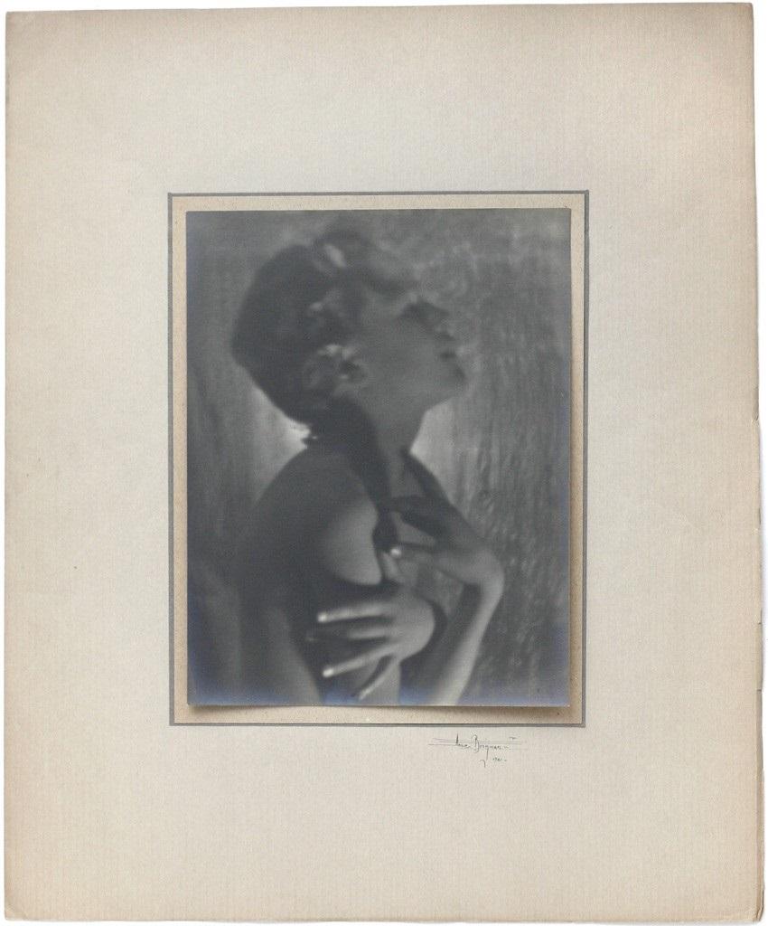 Annie Brigman Extasy The Little Faun