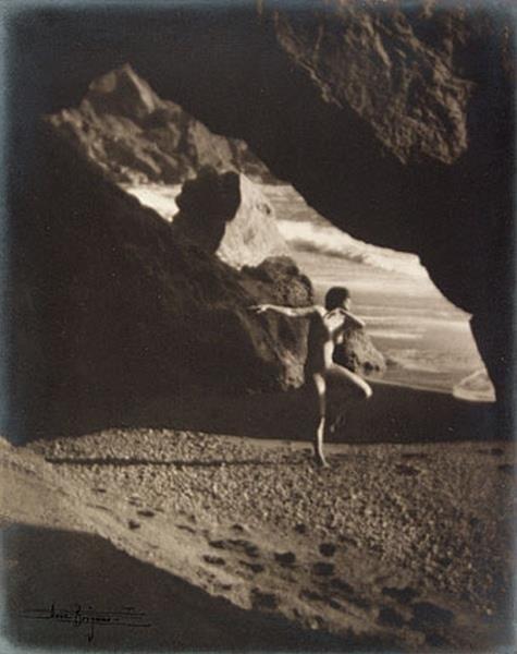 Anne Brigman Untitled