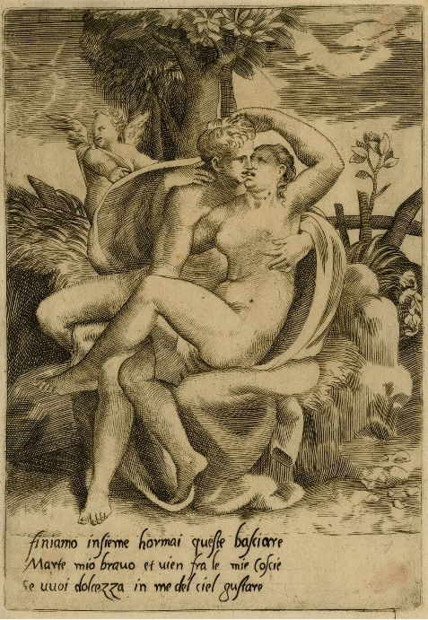 Apollo and Leucotea