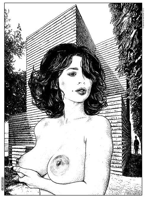 Apollonia Saintclair breasts