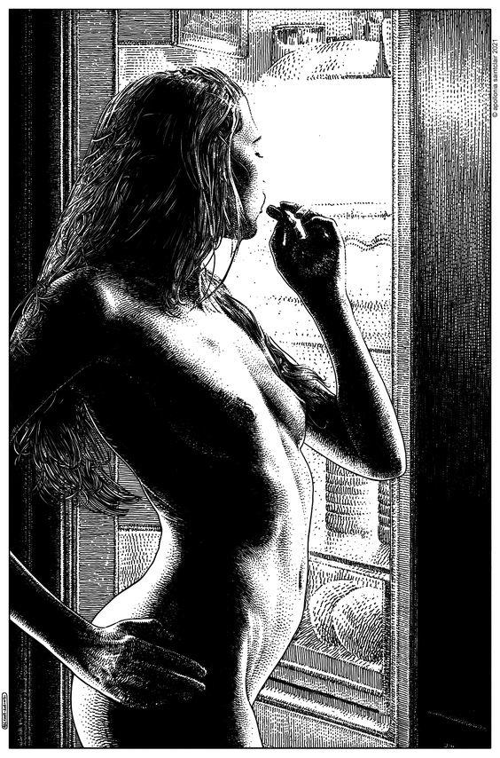 Apollonia Saintclair nude