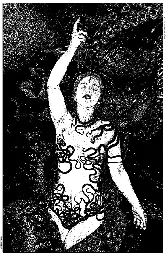 Apollonia Saintclair tentacles