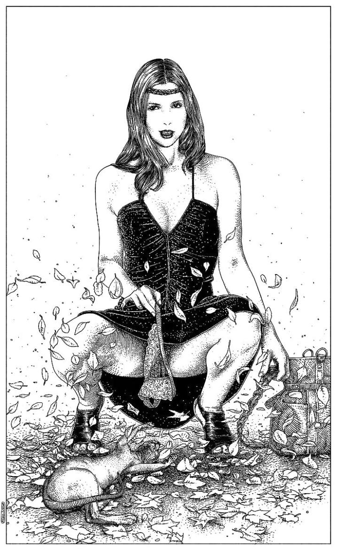 Apollonia Saintclaire sensuality