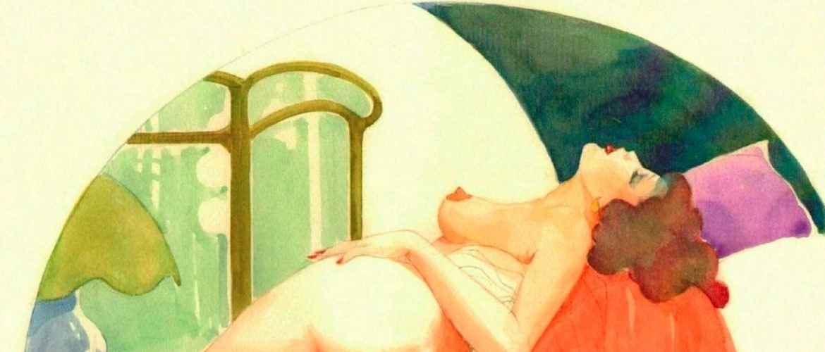 The Perfidious Fragility in the Titillating Imagery of Leone Frollo (66 Alluring Pics)