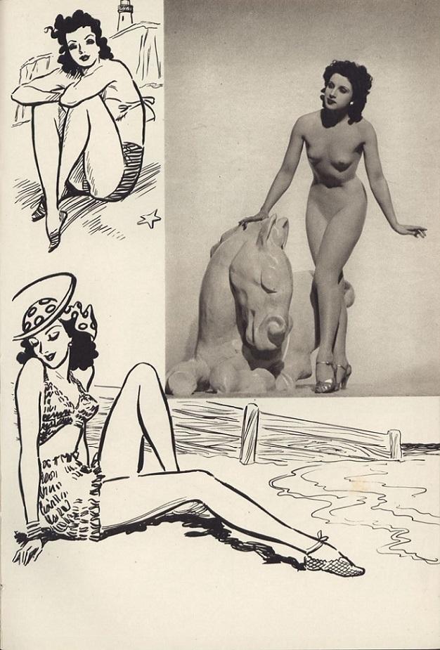 Arthur Ferrier and Horace Roye,art