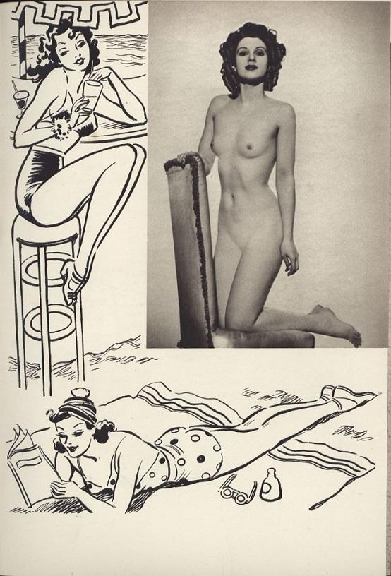 arthur ferrier erotic illustrations