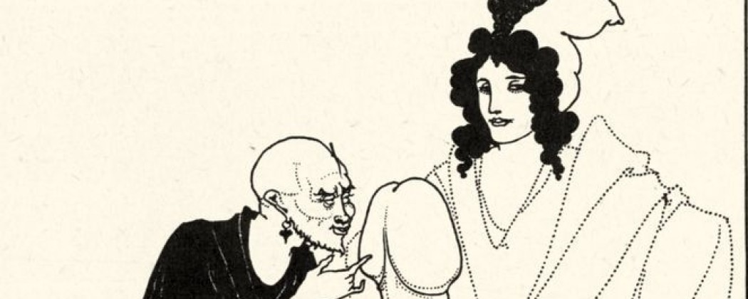 The Magnificent Shunga Collection of the Controversial Aubrey Beardsley