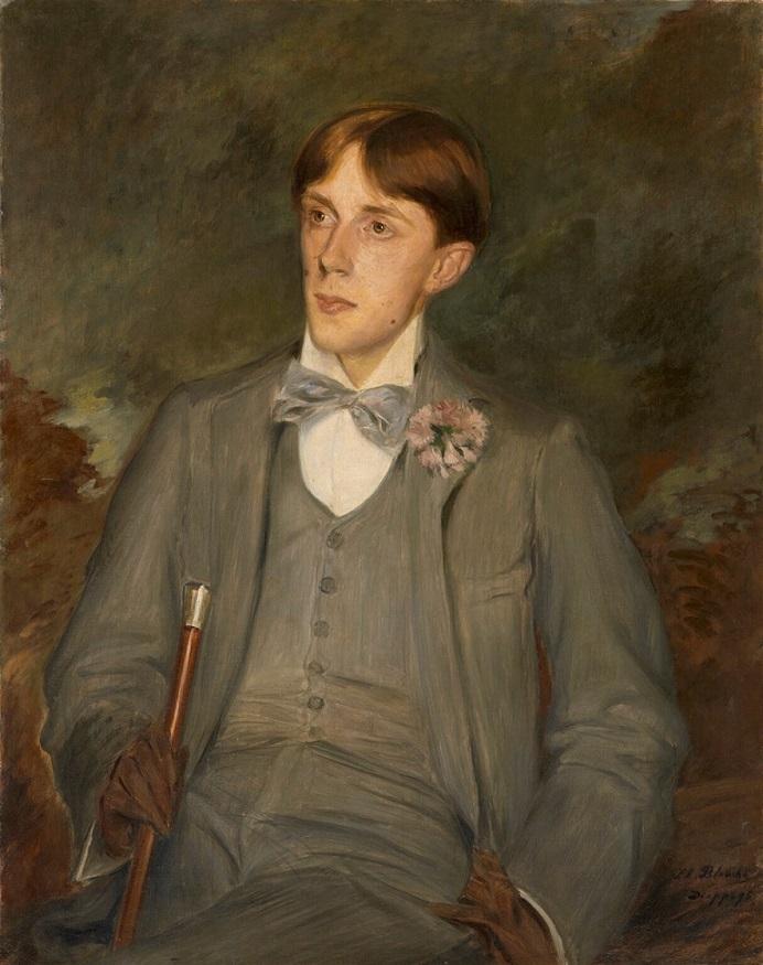 Aubrey Beardsley by Jacques-Émile Blanche