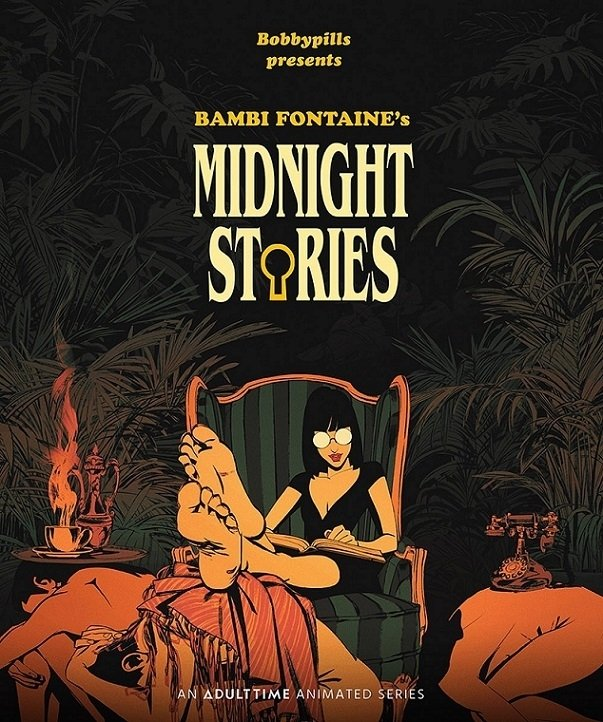 Bambi Fontaine Midnight Stories