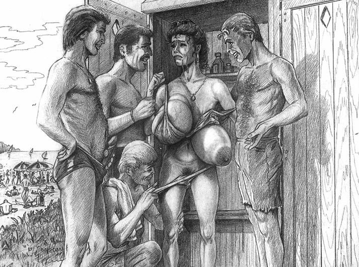 bdsm art joseph farrel