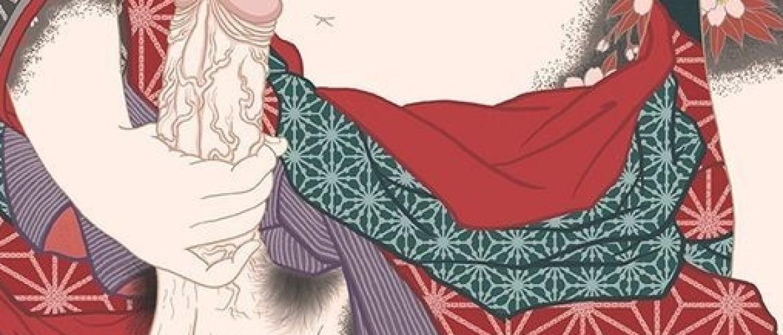 Senju Shunga's Fascination for the Tattooed Kabuki Character Benten Kozō