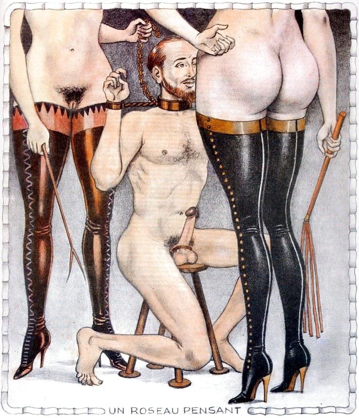 Bernard Montergueill slave