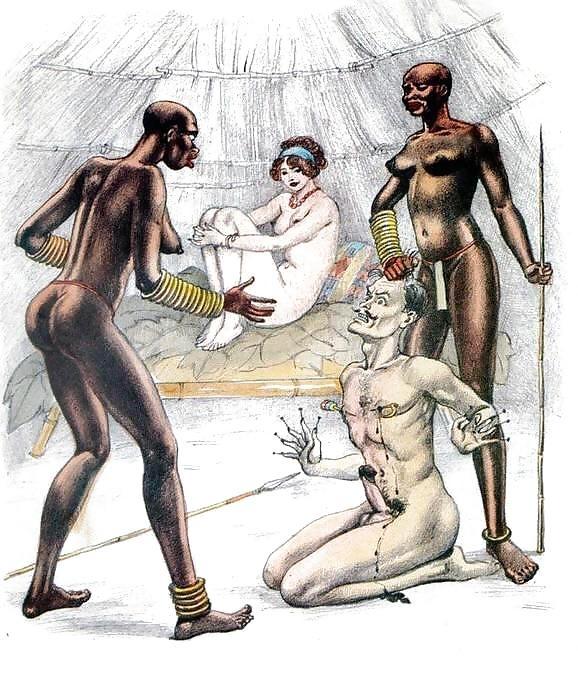 Bernard Montergueill white slaves