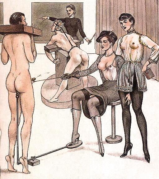 Bernard Montorgueil bondage