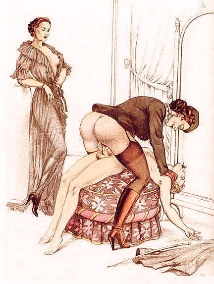 Bernard Montorgueil erotic