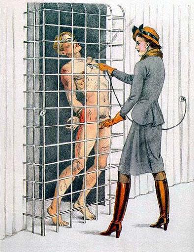 Bernard Montorgueil femdom