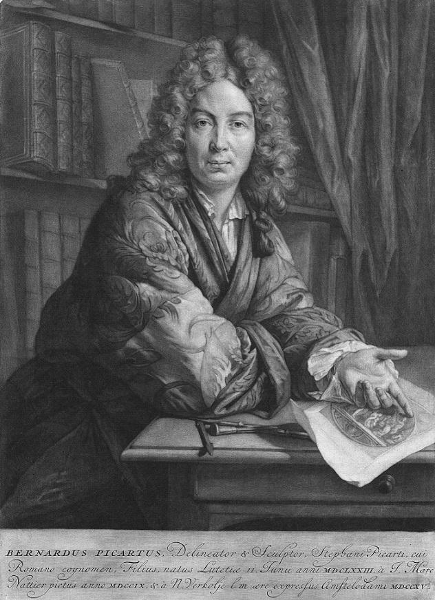 Bernard Picart (after Jean-Marc Nattier