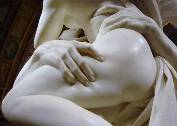 Bernini's sculpture