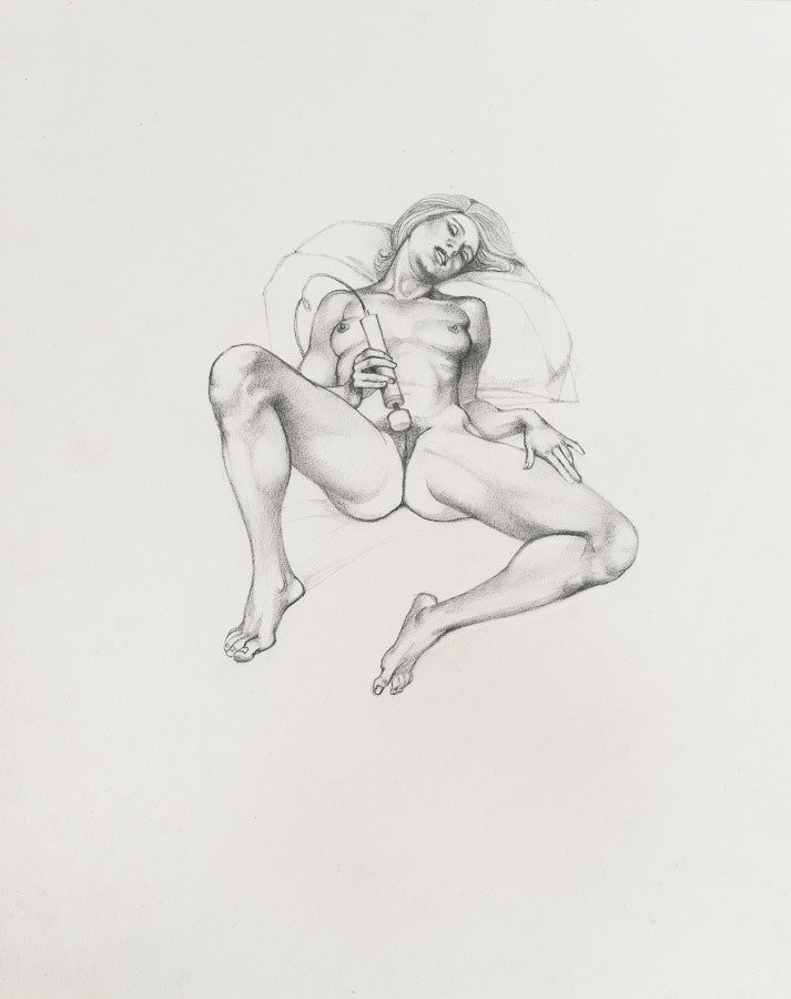 Betty Dodson erotic art