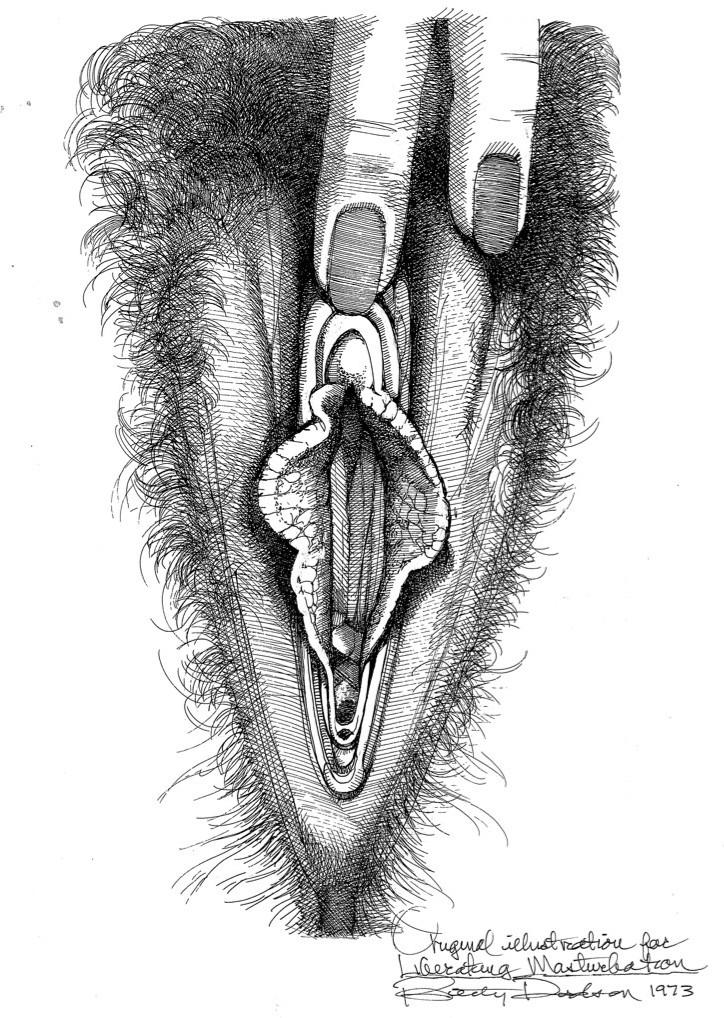 betty dodson stroking clitoris