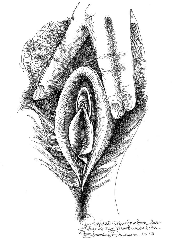 betty dodson vagina close up