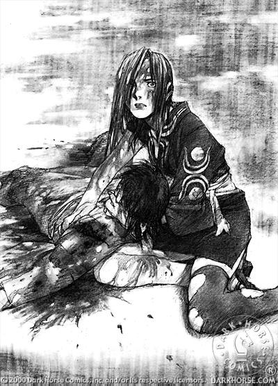Blade of the Immortal Hiroaki Samura
