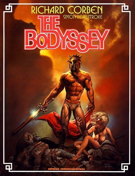 'Bodyssey Richard Corben