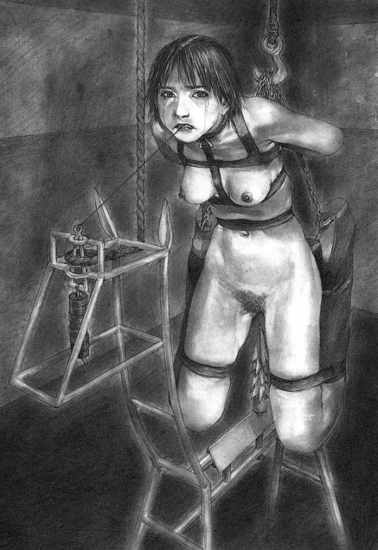 bondage artist Hiroaki Samura