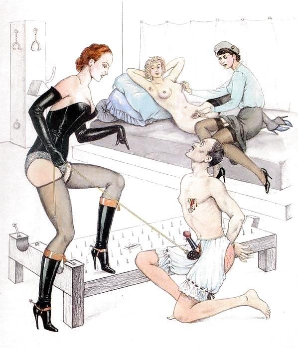 bondage mistress