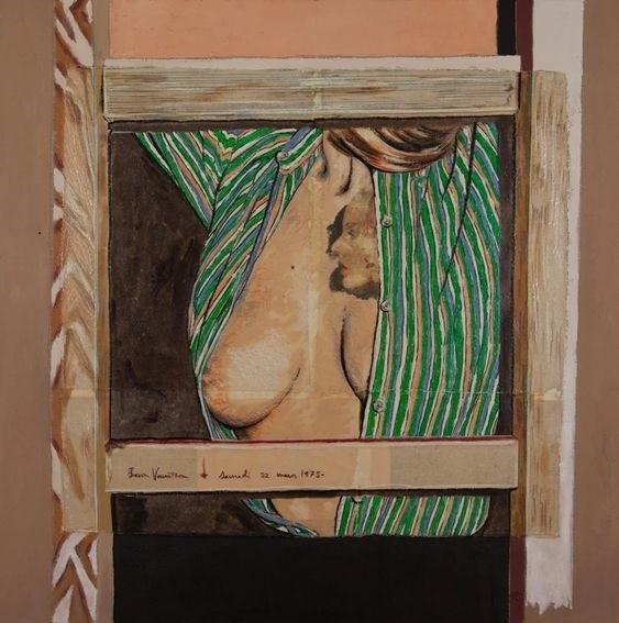 Boris Vansier nude art