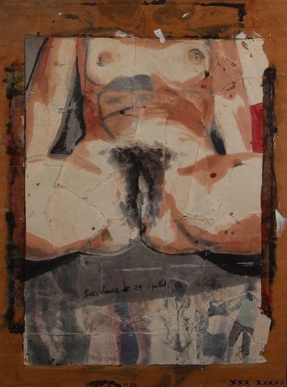 boris-vansier-nude art