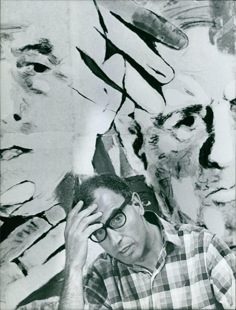 Boris Vansier portrait