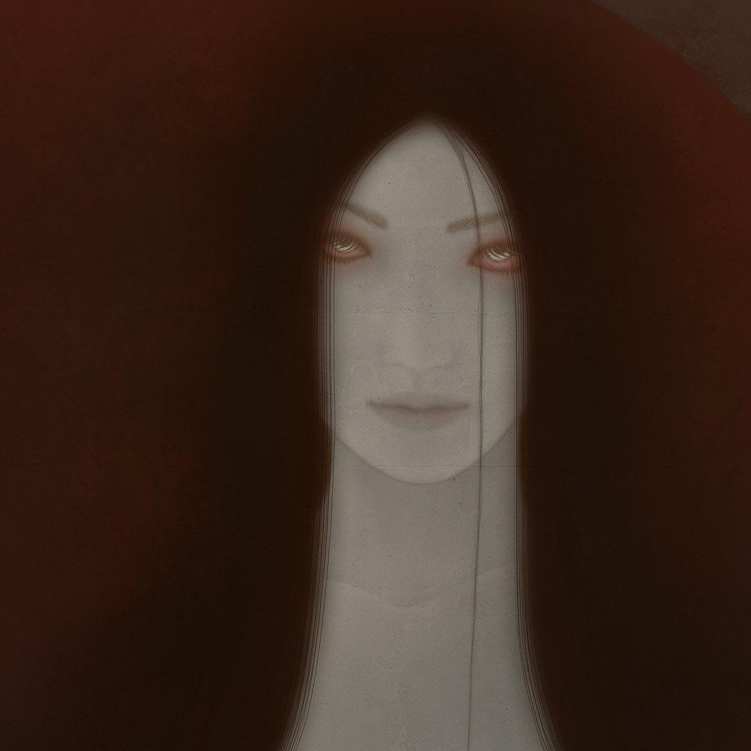 Botan Doro sensual ghost