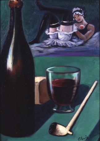 camille clovis trouille wine love tobacco