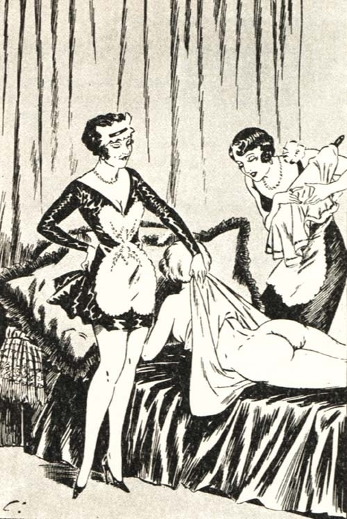 Caprices Sexuels (1934) by carlo