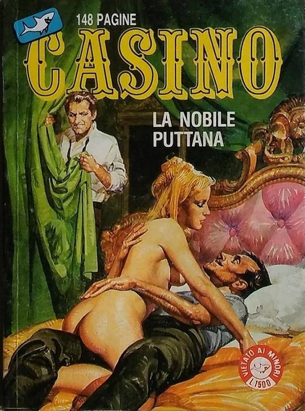 Casino Alessandro Biffignandi comic