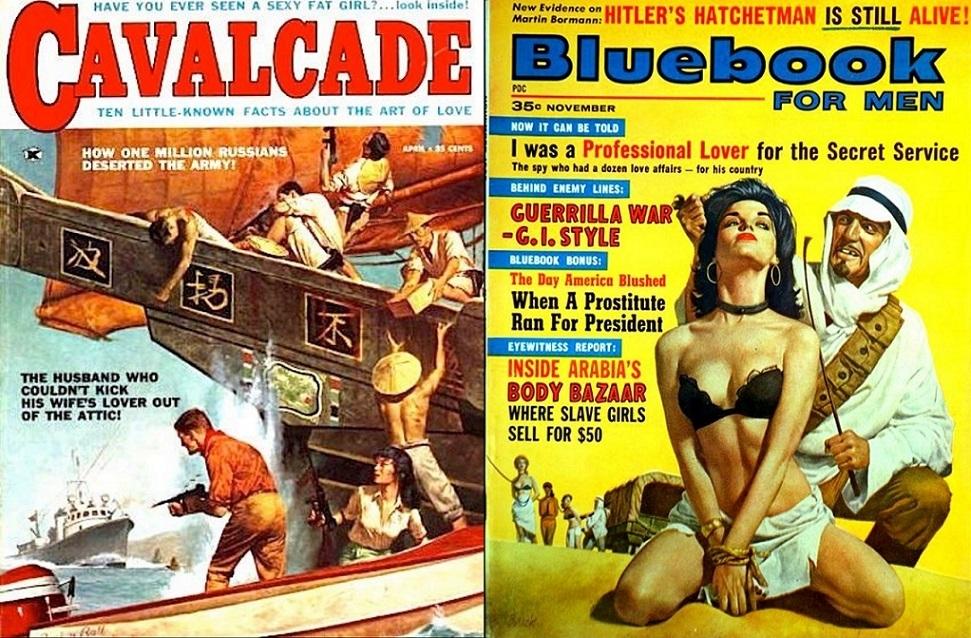 cavalcade bluebook