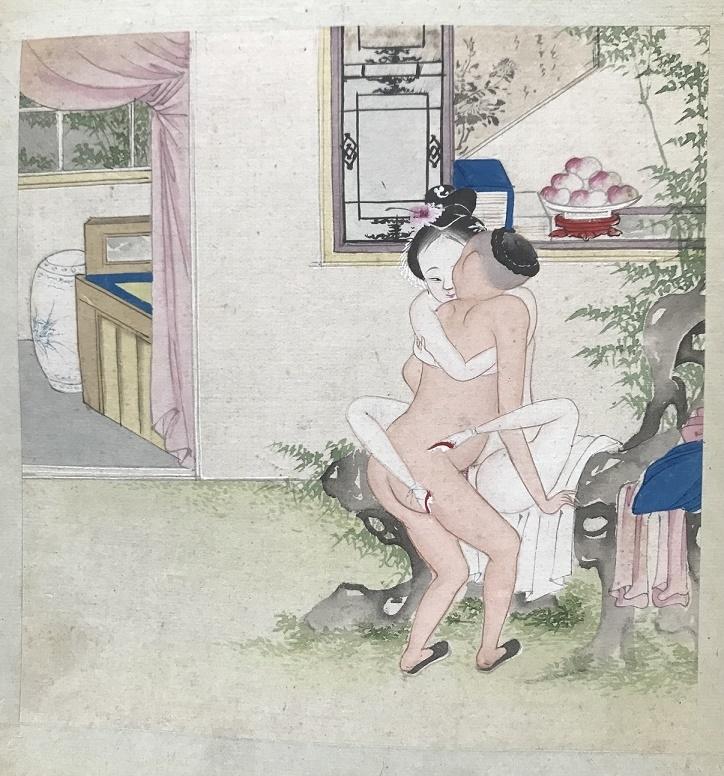 Chinese erotica